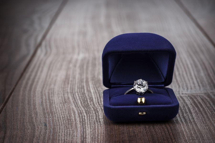 ring heiratsantrag